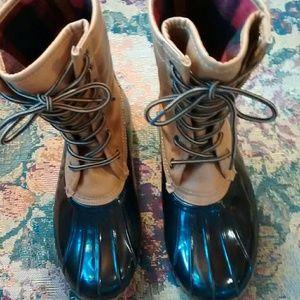 Madden Girl Duck Boots